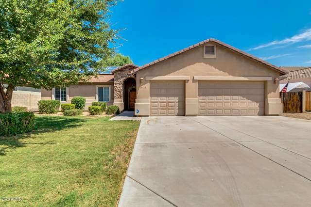 20428 E Appaloosa Drive, Queen Creek, AZ 85142 (MLS #6109555) :: Klaus Team Real Estate Solutions