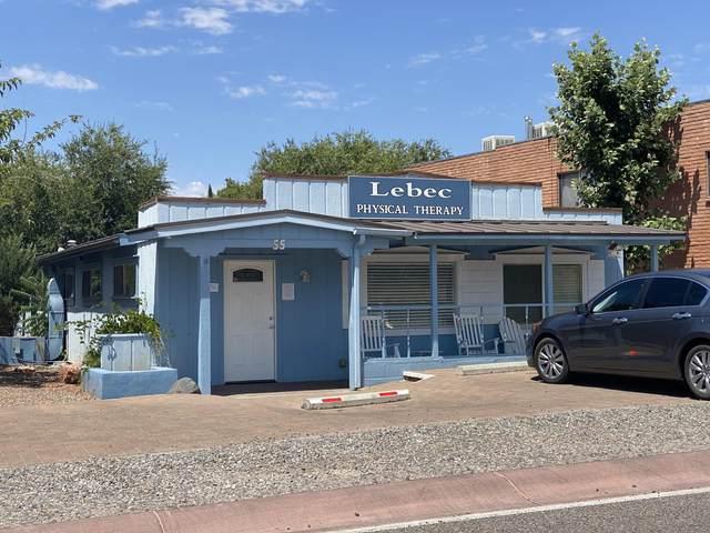55 SW Southwest Drive, Sedona, AZ 86336 (MLS #6109627) :: Maison DeBlanc Real Estate