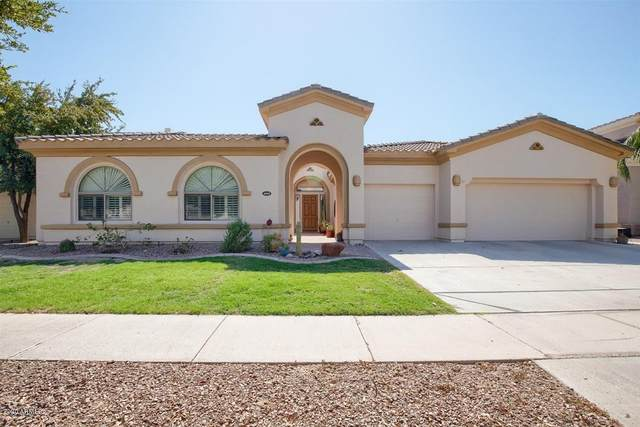4688 S Bandit Road, Gilbert, AZ 85297 (MLS #6109829) :: Klaus Team Real Estate Solutions