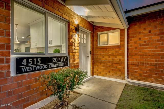 4515 N 20TH Avenue, Phoenix, AZ 85015 (MLS #6109900) :: The Property Partners at eXp Realty