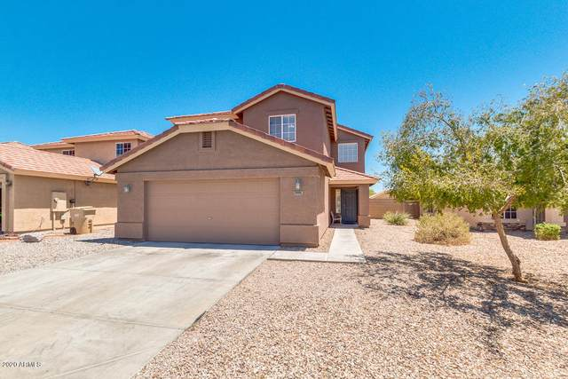 595 S 223RD Drive, Buckeye, AZ 85326 (MLS #6109991) :: The W Group