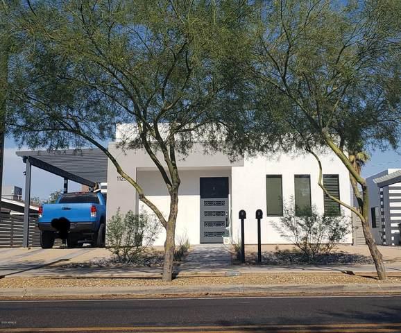 1121 N 11TH Street, Phoenix, AZ 85006 (MLS #6110048) :: Brett Tanner Home Selling Team