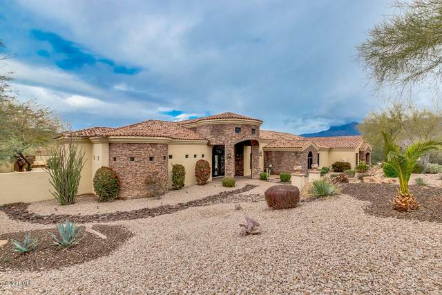 4844 S Pura Vida Way, Gold Canyon, AZ 85118 (MLS #6110136) :: RE/MAX Desert Showcase