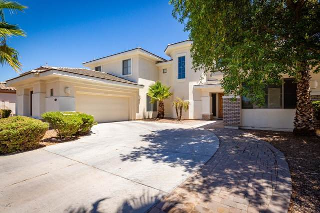 4519 S Roy Rogers Way, Gilbert, AZ 85297 (MLS #6110754) :: The Results Group