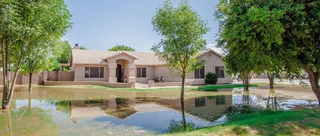 3930 E Via Del Rancho Road, Gilbert, AZ 85298 (MLS #6110859) :: Arizona Home Group