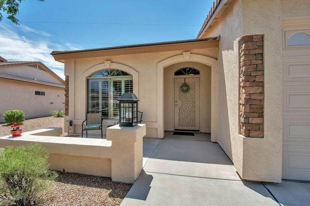 10960 E Monte Avenue #128, Mesa, AZ 85209 (MLS #6110865) :: Devor Real Estate Associates