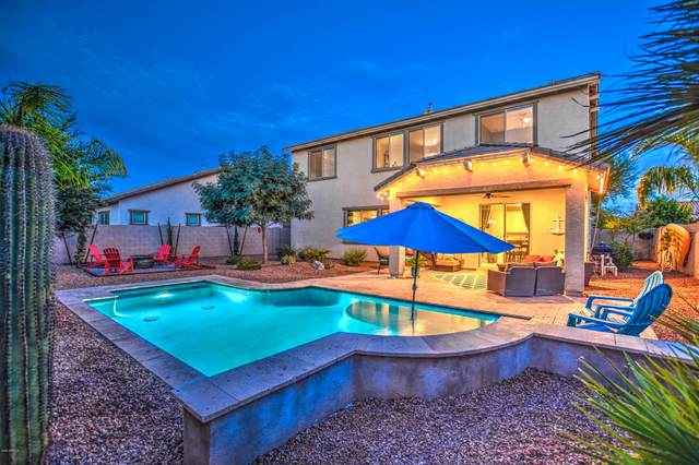19282 E Canary Way, Queen Creek, AZ 85142 (MLS #6110981) :: The Bill and Cindy Flowers Team