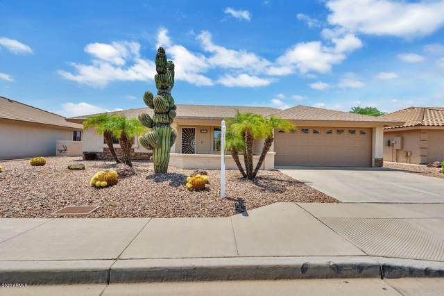2550 S Tambor, Mesa, AZ 85209 (MLS #6110988) :: Devor Real Estate Associates