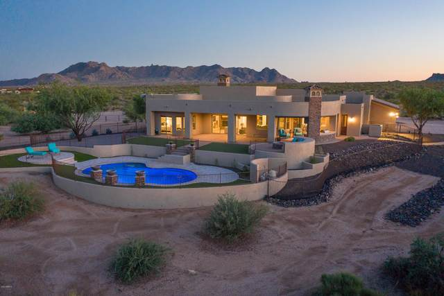12934 E Oberlin Way E, Scottsdale, AZ 85262 (MLS #6111071) :: Balboa Realty