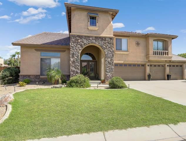9585 W Keyser Drive, Peoria, AZ 85383 (MLS #6111172) :: Maison DeBlanc Real Estate