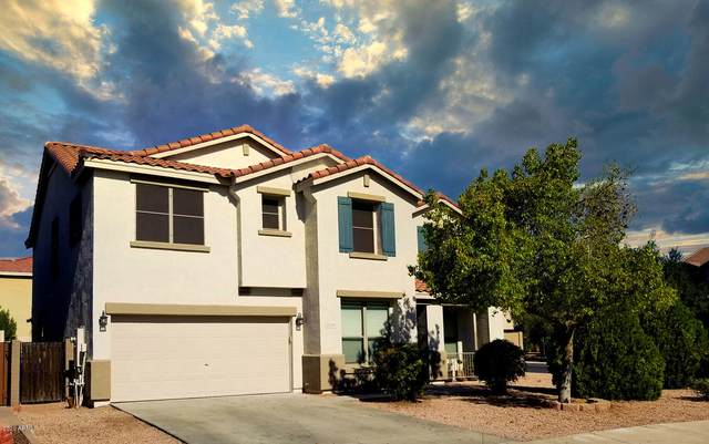 12744 N 149TH Lane, Surprise, AZ 85379 (MLS #6111280) :: The Property Partners at eXp Realty