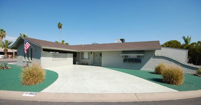 903 S Roslyn Place, Mesa, AZ 85208 (MLS #6111433) :: Klaus Team Real Estate Solutions