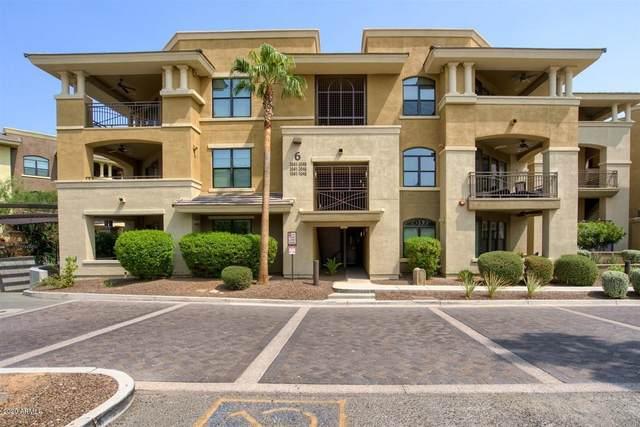 7601 E Indian Bend Road #1042, Scottsdale, AZ 85250 (MLS #6111475) :: Arizona Home Group