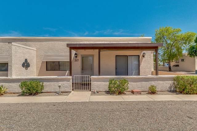 317 E Lancaster Court, Florence, AZ 85132 (MLS #6111524) :: Keller Williams Realty Phoenix