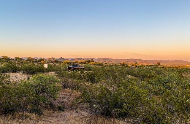 564xx N 334TH Drive, Wickenburg, AZ 85390 (MLS #6111864) :: Arizona Home Group