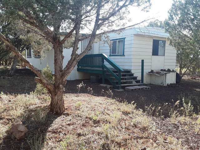 60 County Road 8283, Concho, AZ 85924 (MLS #6111902) :: Klaus Team Real Estate Solutions