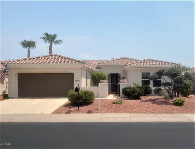22515 N Arrellaga Drive, Sun City West, AZ 85375 (MLS #6112233) :: Long Realty West Valley