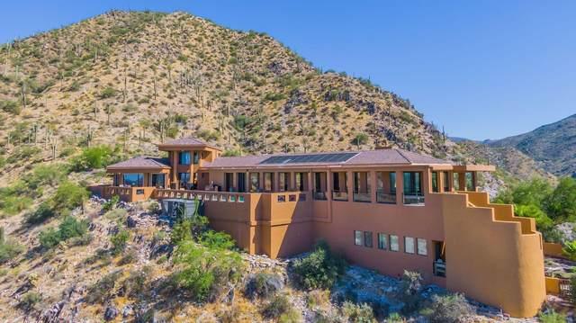 44019 N Cottonwood Canyon Road, Cave Creek, AZ 85331 (MLS #6112304) :: Klaus Team Real Estate Solutions