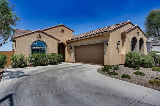 25984 W Oraibi Drive, Buckeye, AZ 85396 (MLS #6112449) :: Long Realty West Valley