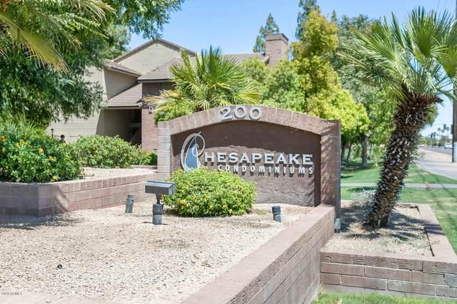 200 E Southern Avenue #306, Tempe, AZ 85282 (MLS #6112524) :: Midland Real Estate Alliance