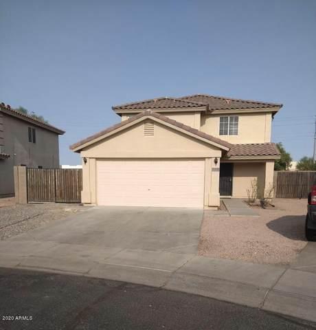 12010 N 130TH Lane, El Mirage, AZ 85335 (MLS #6112572) :: Scott Gaertner Group