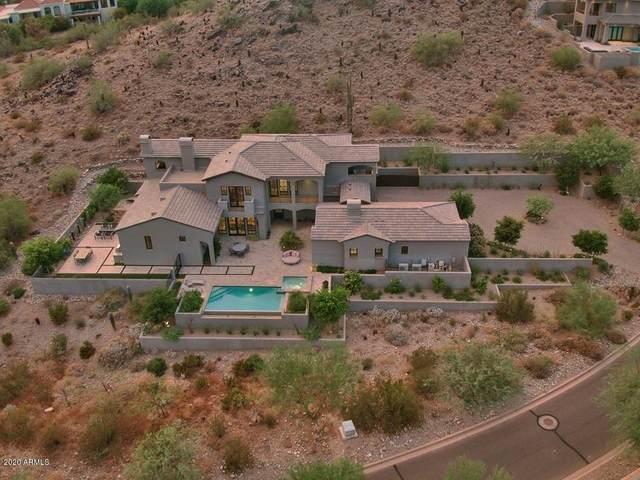 6650 N 39TH Place, Paradise Valley, AZ 85253 (MLS #6112603) :: Brett Tanner Home Selling Team