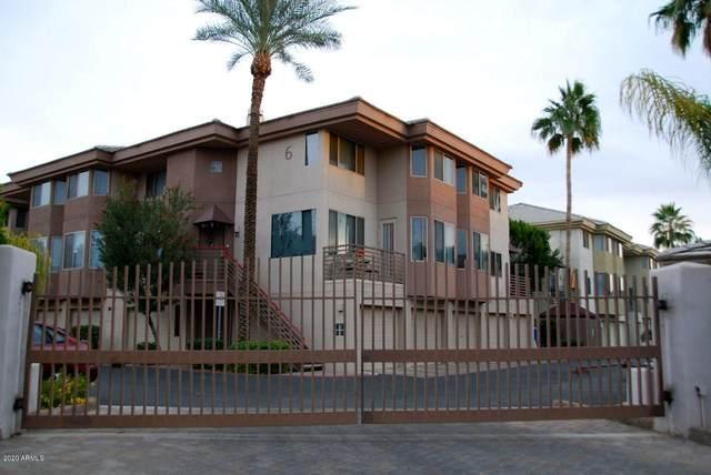 4343 N 21ST Street #134, Phoenix, AZ 85016 (MLS #6112698) :: Brett Tanner Home Selling Team
