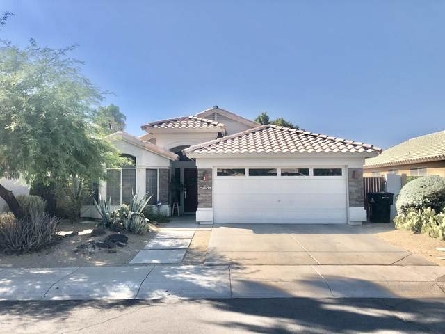 3601 E Rocky Slope Drive, Phoenix, AZ 85044 (MLS #6112824) :: Arizona Home Group