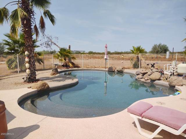 32514 N 227TH Avenue, Wittmann, AZ 85361 (MLS #6113233) :: Klaus Team Real Estate Solutions