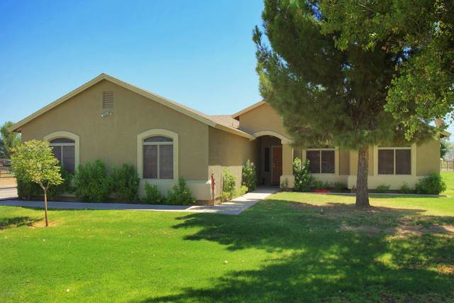 8927 S 213TH Drive, Buckeye, AZ 85326 (MLS #6113243) :: Scott Gaertner Group