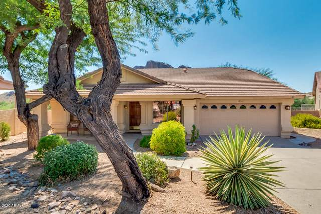 5038 S Vision Quest Court, Gold Canyon, AZ 85118 (MLS #6113417) :: Kepple Real Estate Group