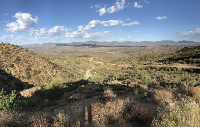 80 Acres Bogles Ranch Road, Wikieup, AZ 85360 (MLS #6113462) :: Yost Realty Group at RE/MAX Casa Grande