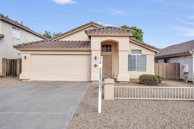 17433 N 20TH Street, Phoenix, AZ 85022 (MLS #6113521) :: My Home Group