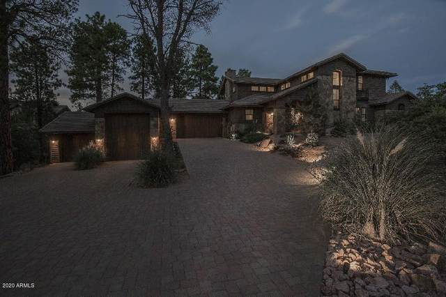 307 S Friendly Glen, Payson, AZ 85541 (MLS #6113566) :: Midland Real Estate Alliance