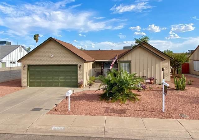 6339 W Aire Libre Avenue, Glendale, AZ 85306 (MLS #6113626) :: Klaus Team Real Estate Solutions