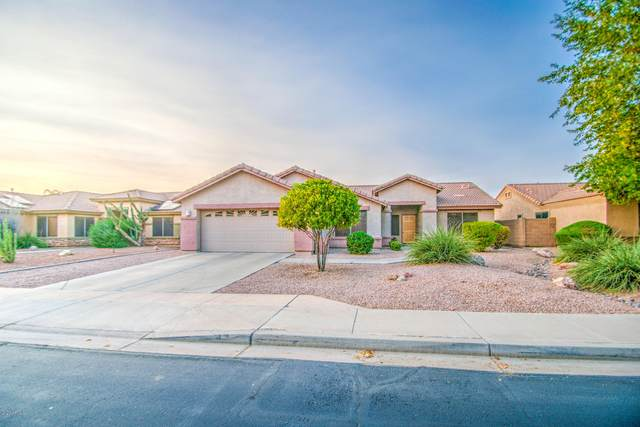 8542 E Onza Avenue, Mesa, AZ 85212 (MLS #6113683) :: Openshaw Real Estate Group in partnership with The Jesse Herfel Real Estate Group