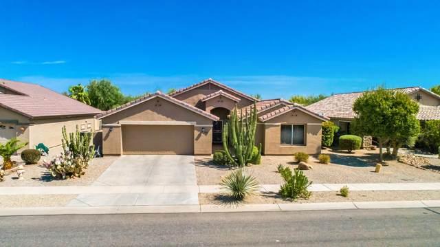 2388 E Durango Drive, Casa Grande, AZ 85194 (MLS #6113749) :: Yost Realty Group at RE/MAX Casa Grande
