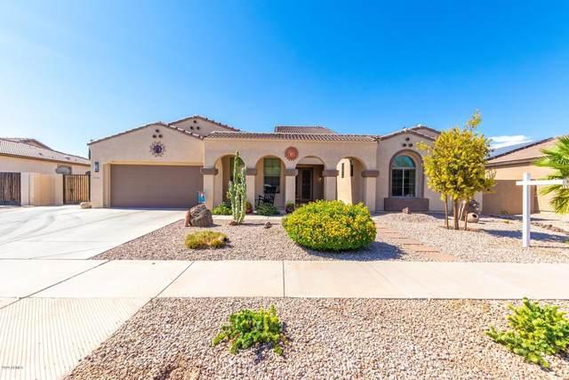 21851 E Cherrywood Drive, Queen Creek, AZ 85142 (MLS #6113898) :: The Bill and Cindy Flowers Team