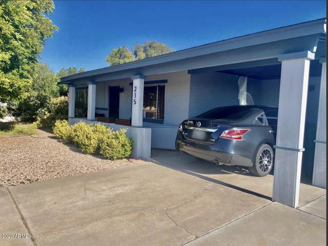 215 W Mclellan Road, Mesa, AZ 85201 (MLS #6113910) :: Openshaw Real Estate Group in partnership with The Jesse Herfel Real Estate Group