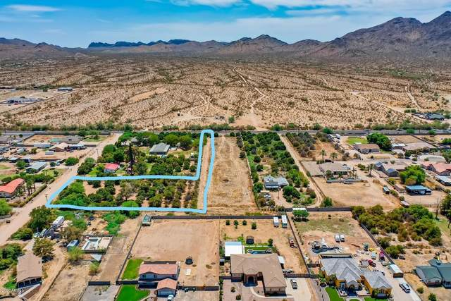 -- --, Queen Creek, AZ 85142 (MLS #6114003) :: Long Realty West Valley
