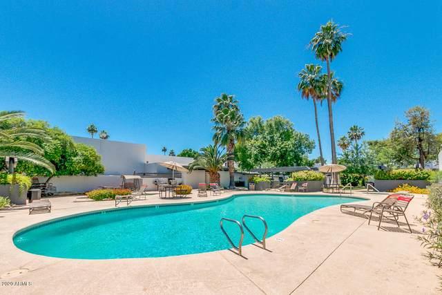 8576 E Indian School Road Unit B, Scottsdale, AZ 85251 (MLS #6114093) :: Walters Realty Group