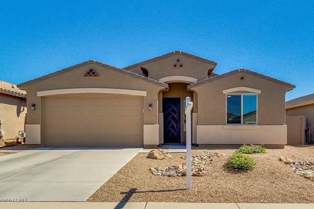 1301 E Eucalyptus Lane, San Tan Valley, AZ 85143 (MLS #6114287) :: Riddle Realty Group - Keller Williams Arizona Realty