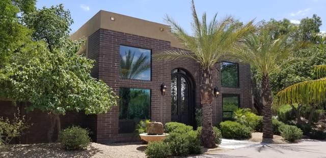 4839 E Horseshoe Road, Paradise Valley, AZ 85253 (MLS #6114345) :: Kepple Real Estate Group