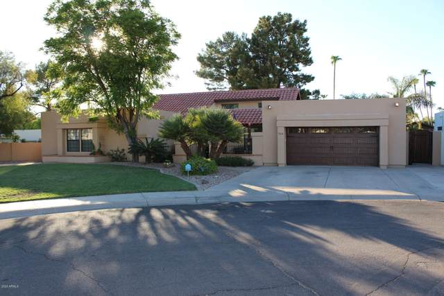 7514 N Via De La Escuela, Scottsdale, AZ 85258 (MLS #6114438) :: Russ Lyon Sotheby's International Realty