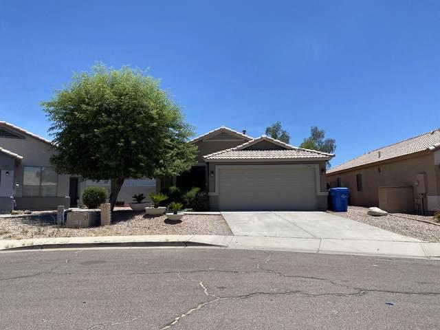 16837 N 18TH Place, Phoenix, AZ 85022 (MLS #6114463) :: Klaus Team Real Estate Solutions