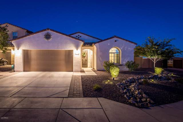 8105 W Redbird Road, Peoria, AZ 85383 (MLS #6114490) :: Maison DeBlanc Real Estate
