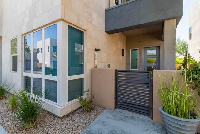 9001 E San Victor Drive #2013, Scottsdale, AZ 85258 (MLS #6114504) :: Yost Realty Group at RE/MAX Casa Grande
