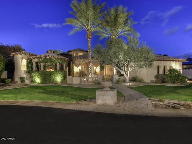 2026 E Champagne Place, Chandler, AZ 85249 (MLS #6114577) :: Long Realty West Valley