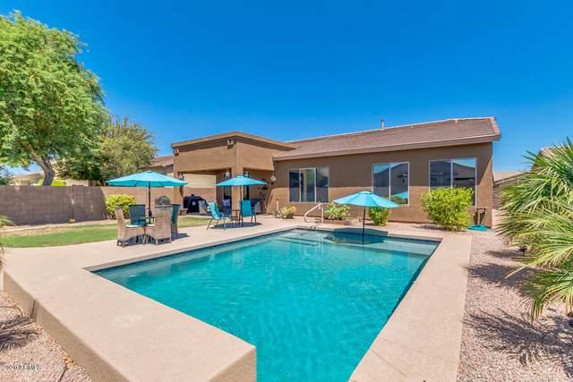 37823 W Olivo Street, Maricopa, AZ 85138 (MLS #6114704) :: Dijkstra & Co.