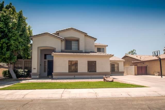 2047 W Remington Drive, Chandler, AZ 85286 (MLS #6114722) :: The Helping Hands Team